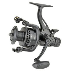 Катушка с байтраннером Carp Zoom Black Ghost 4000BBC, 5+1bb